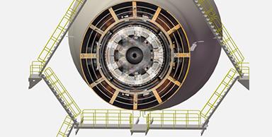 核电配套设施